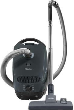 Miele Classic C1 Special PowerLine - lávově šedý