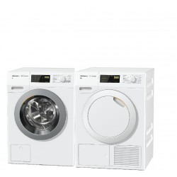 SET Miele WDB 030 + TDB 130 WP Eco