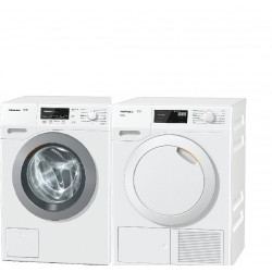 SET Miele WKB 130 WCS + TCE 630 WP Eco