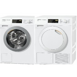SET Miele WDD 030 WCS + TDB 130 WP Eco