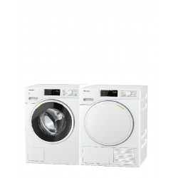 SET Miele WWD 120 WCS + TWB 140 WP
