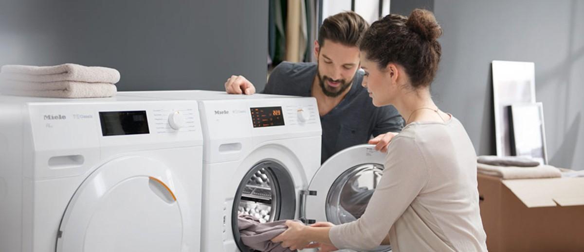 Čas pořídit si pračku Miele