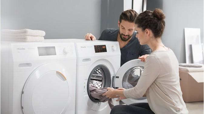 Nadešel čas pořídit si pračku nebo sušičku Miele